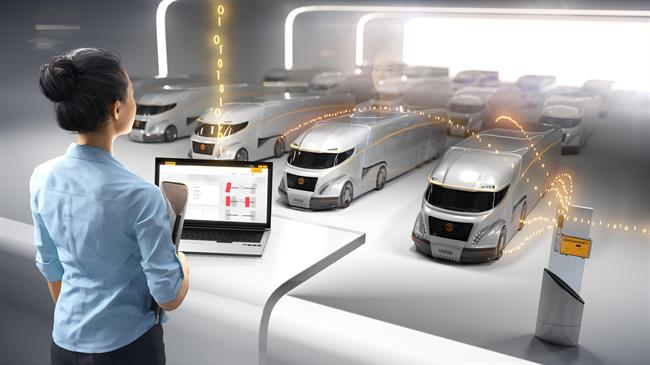 Vodafone y Continental llevan la inteligencia artificial a los neumáticos a través de ContiConnect