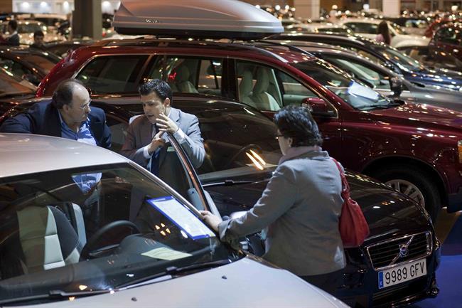 Las ventas de coches usados suben un 16,7% en abril por el auge de los modelos de hasta 5 años