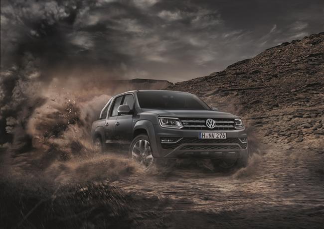 Volkswagen va a estrenar un nuevo motor de 258 caballos para el Amarok