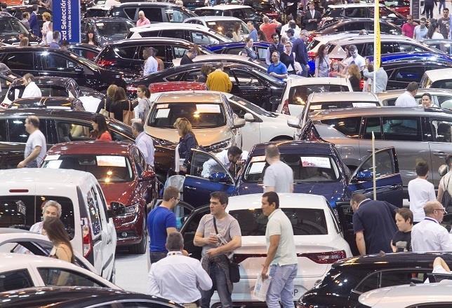 las ventas de coches usados suben en españa un 1,9% en mayo hasta 200.514 vehículos