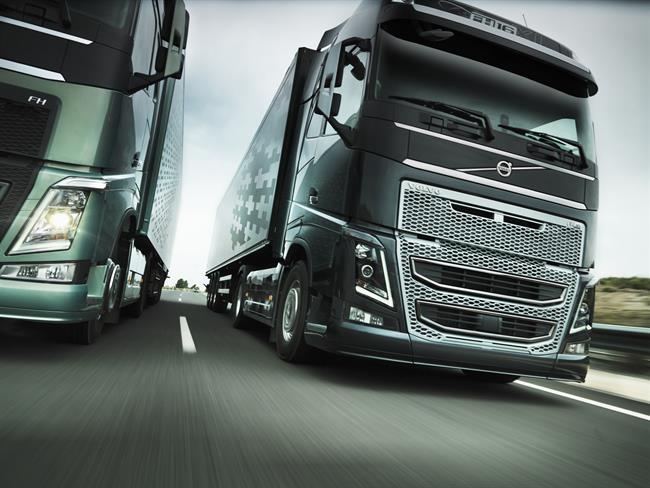 volvo trucks deja de fabricar camiones en Irán por las sanciones de estados unidos