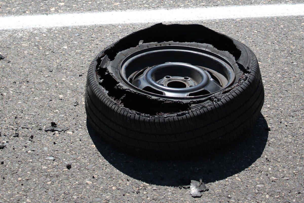 porque revienta un neumático