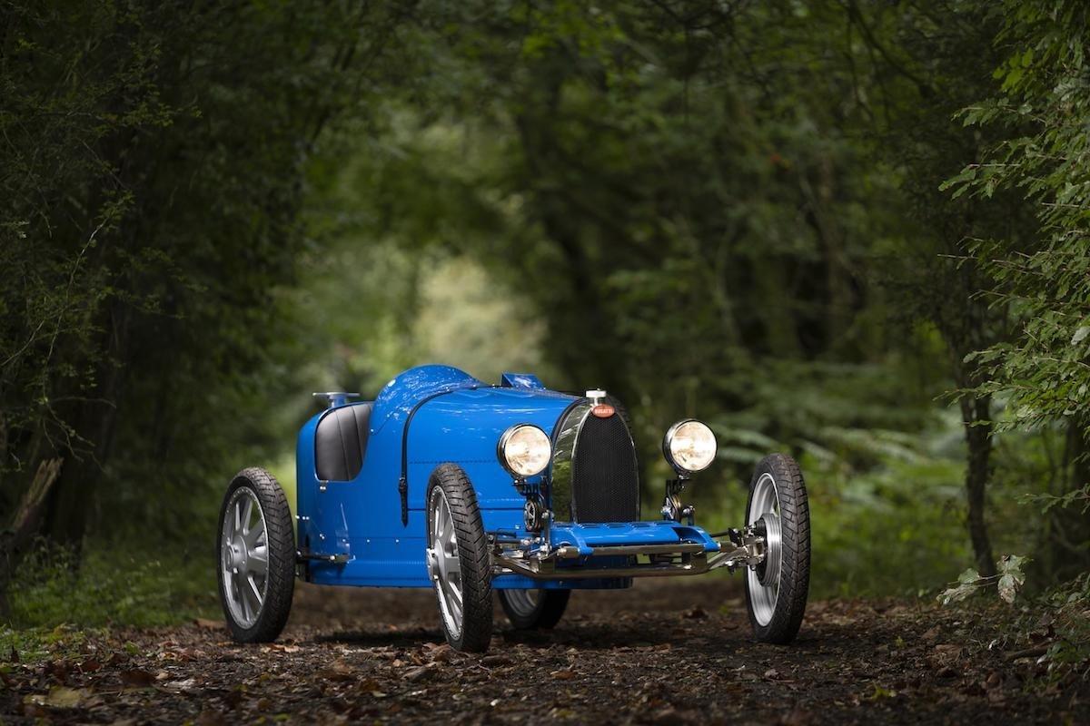 el juguete mas caro del mundo bugatti baby 2