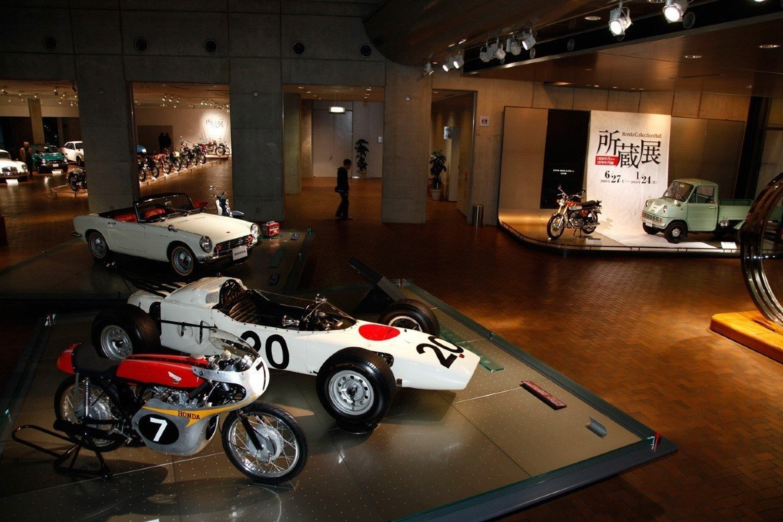ahora puedes visitar online el museo de honda