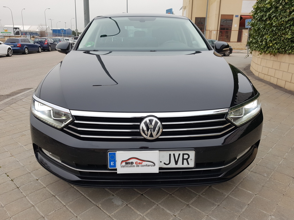 MIDCar coches ocasión Madrid Vw Passat 2.0Tdi 150Cv BMT Advance