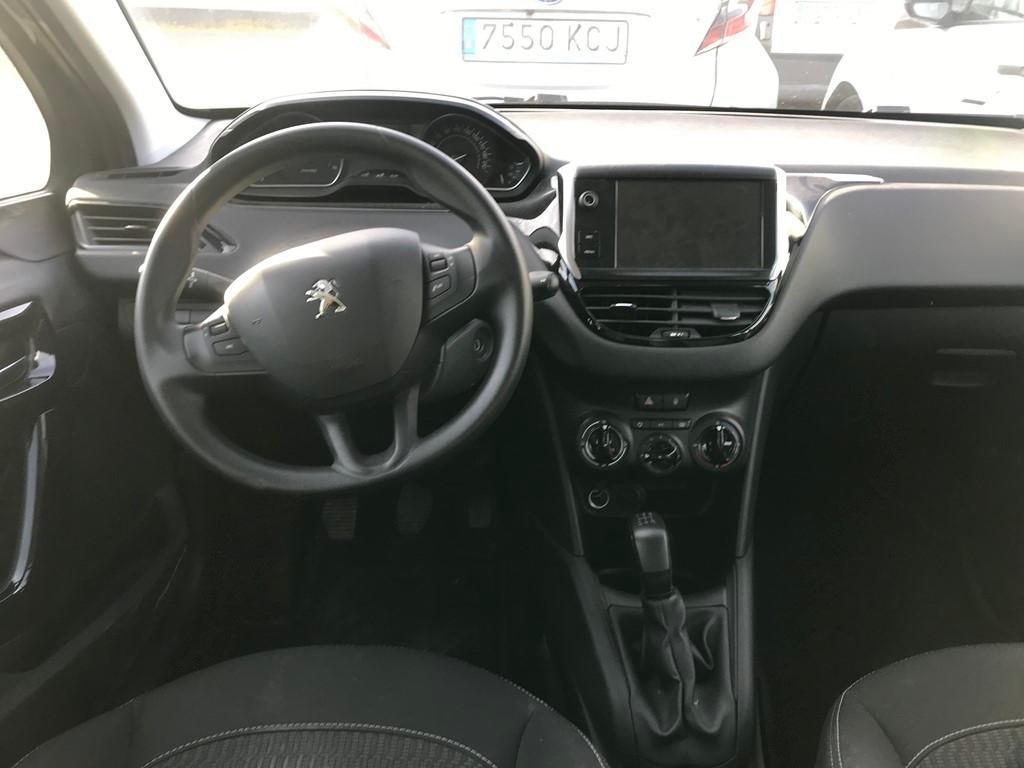 MIDCar coches ocasión Madrid Peugeot 208 1.6BlueHdi 5 Puertas GPS