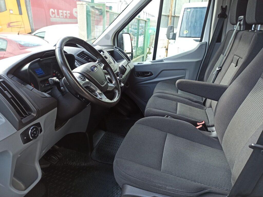 MIDCar coches ocasión Madrid Ford Transit L3H2 Trend 2.2Tdci 125Cv Traccion delantera