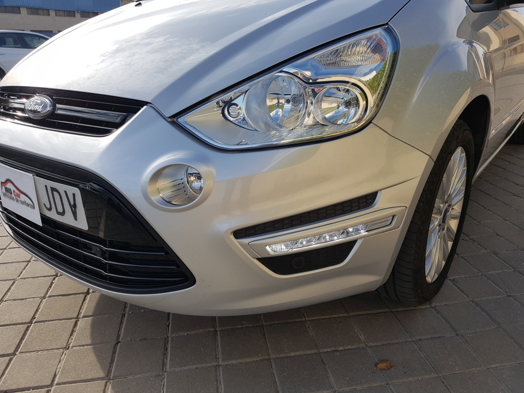 MIDCar coches ocasión Madrid Ford S-Max 2.0Tdci Limited Edition 7 Plazas