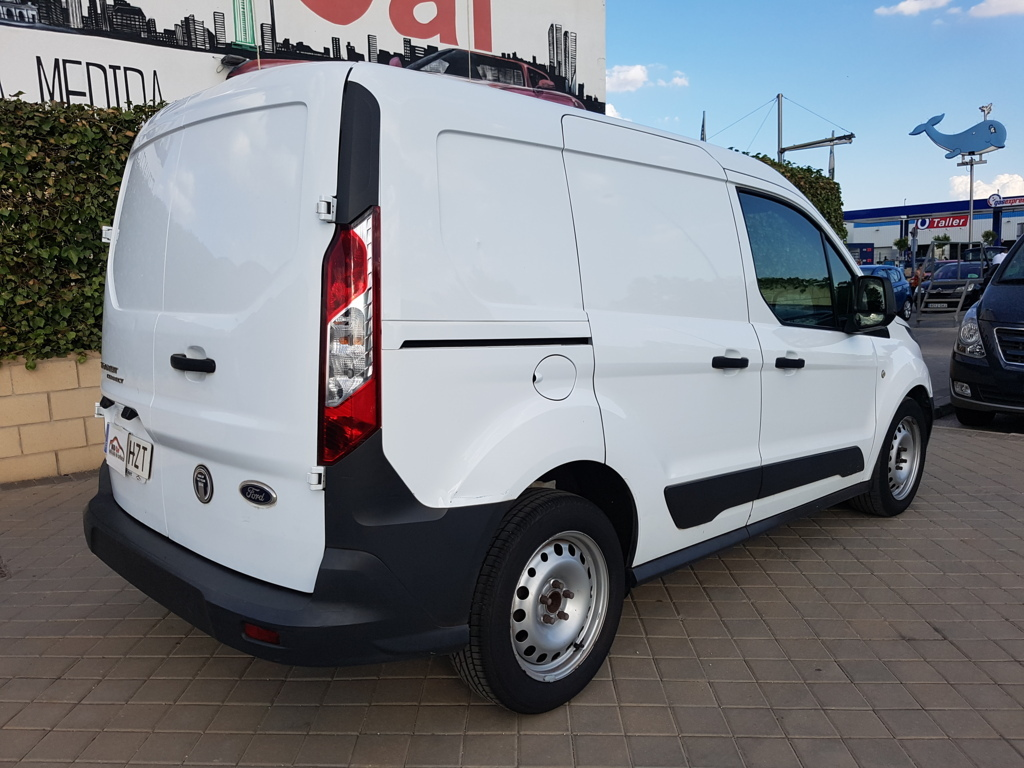 MIDCar coches ocasión Madrid Ford Transit Connect 1.6Tdci 115Cv 6 Vel