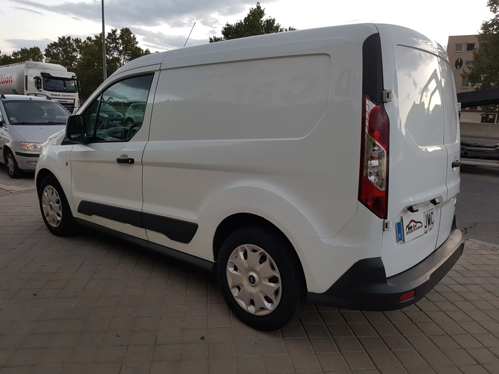 MIDCar coches ocasión Madrid Ford Transit Connect Van 1.6 Tdci 115cv  3 Plazas