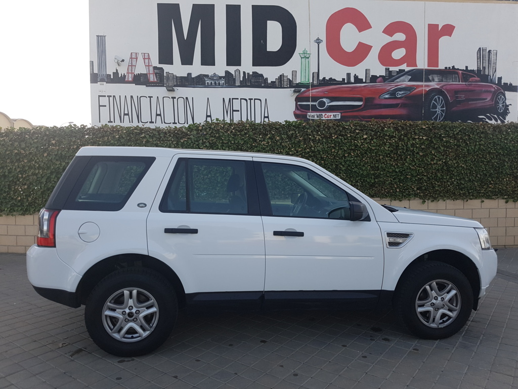 MIDCar coches ocasión Madrid Land Rover Freelander 5p  2.2 Td4 E Stop/Start 150Cv