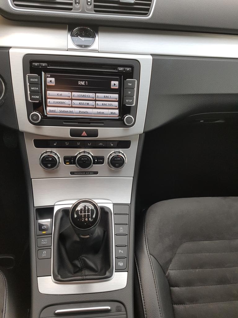 MIDCar coches ocasión Madrid Volkswagen Passat 2.0 TDI 140cv Highline BlueMotion Tech B7