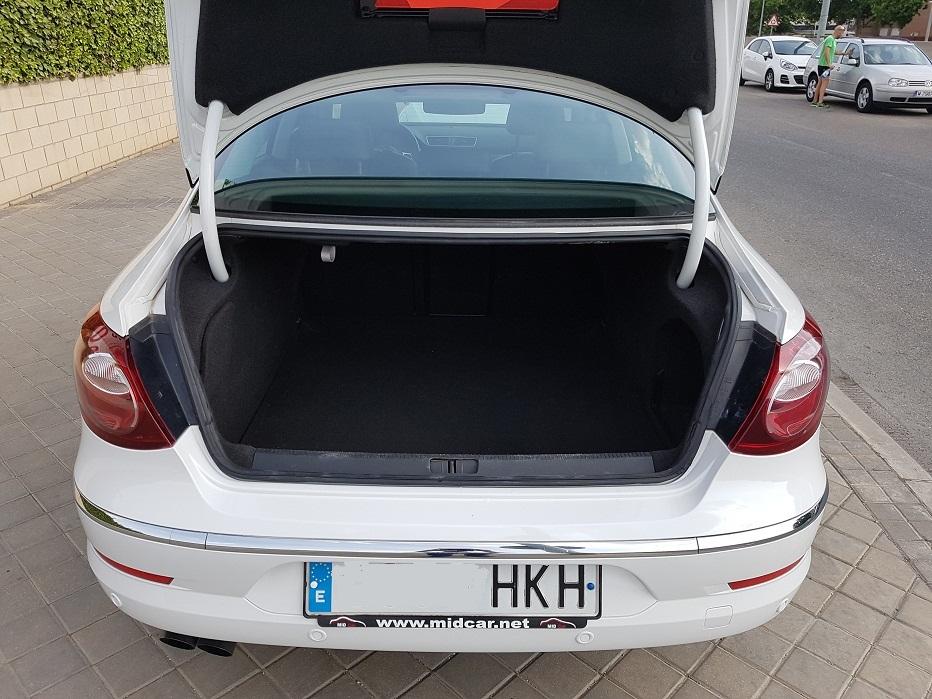 MIDCar coches ocasión Madrid Volkswagen Passat CC RLine 2.0Tdi Bluemotion Tech