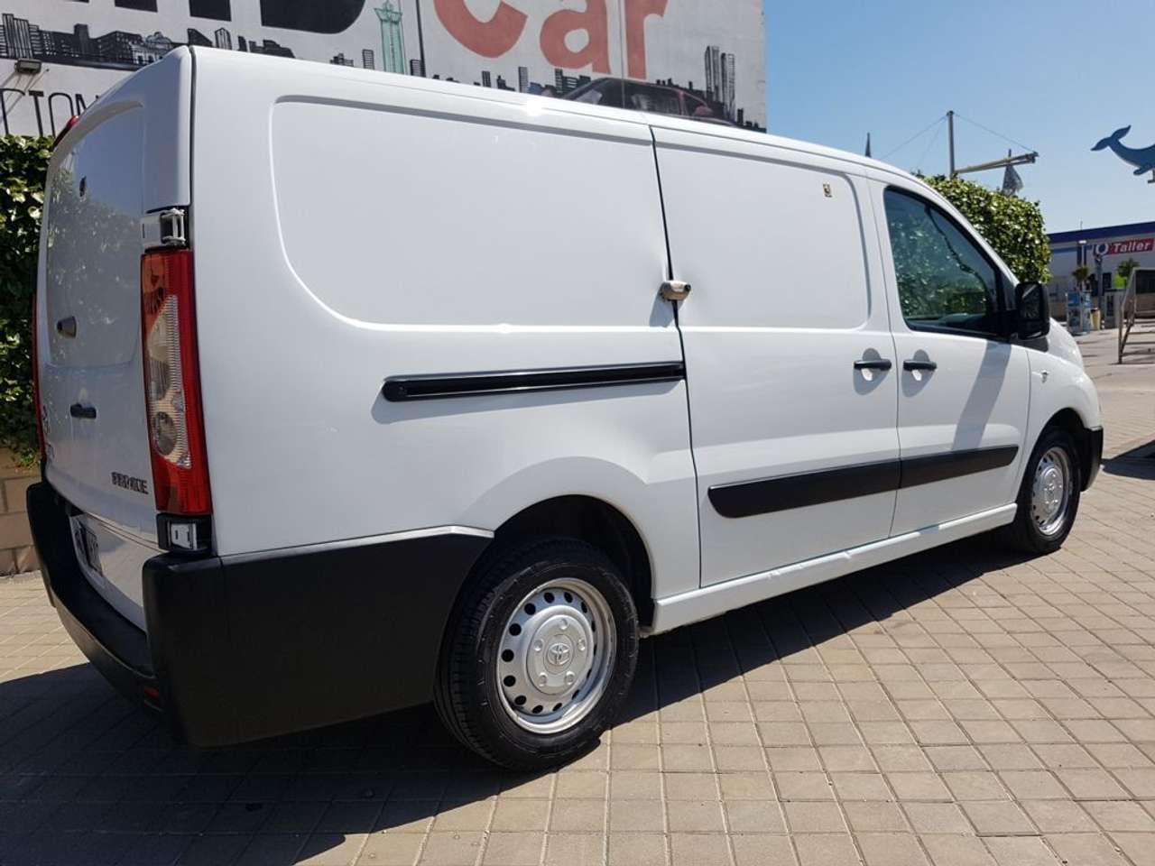MIDCar coches ocasión Madrid Toyota Proace L2 2.0D Active 128Cv 6 Velocidades