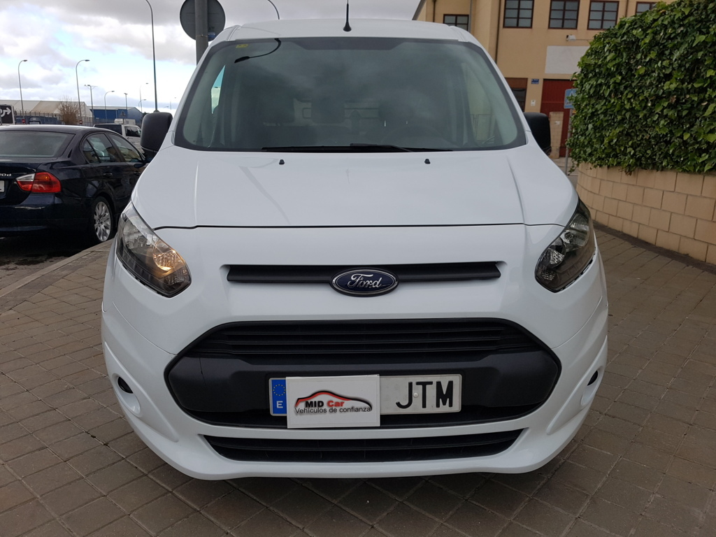 MIDCar coches ocasión Madrid Ford Transit Connect L2 Trend 240 120Cv 3 Plazas